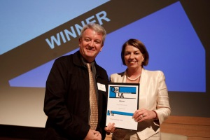 2010 Queensland Premier's Literary Award for Young Adult Book