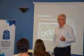 Speaking at the CBCA ACT Branch Dinner, April 14th 2015